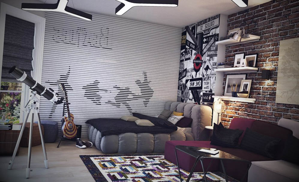 Pinterest Bedroom Setup