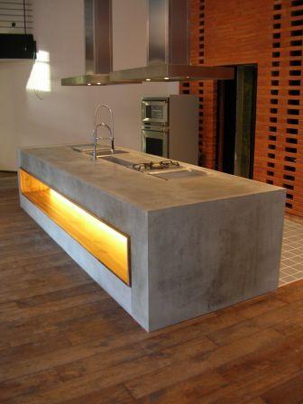 ideias cozinhas concreto 1
