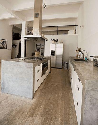 ideias cozinhas concreto 2