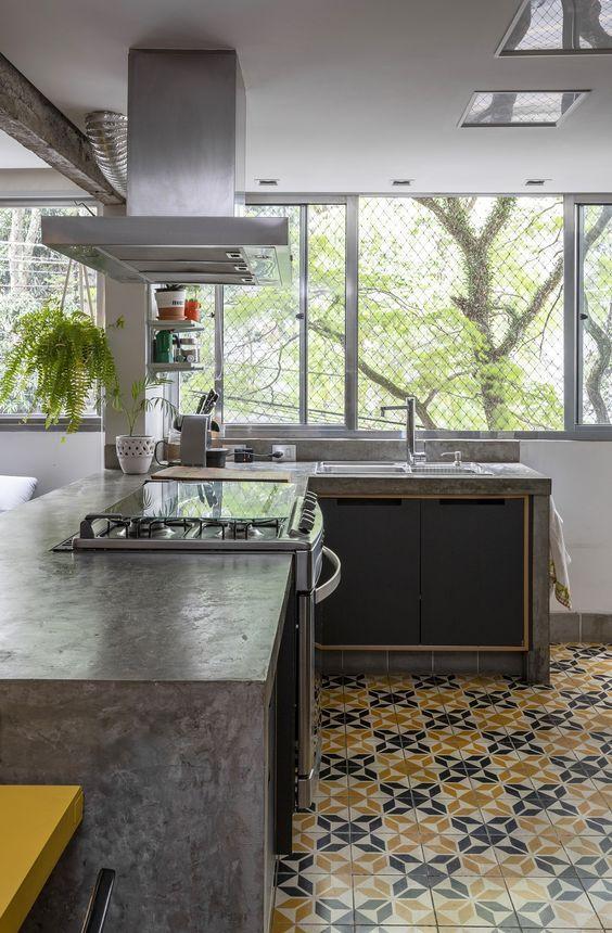 ideias cozinhas concreto 6