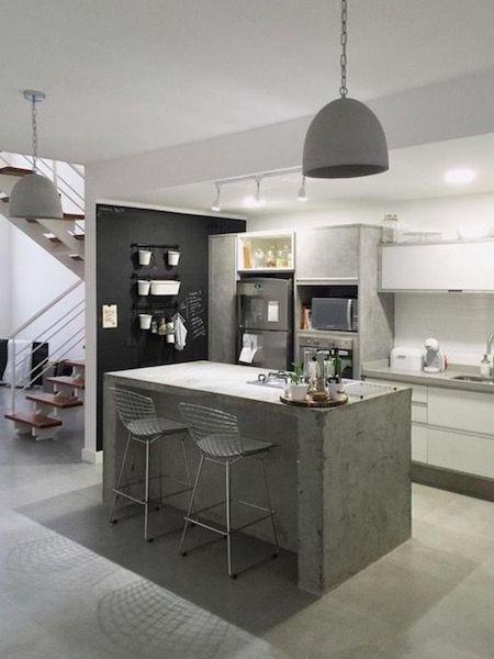 ideias cozinhas concreto 7