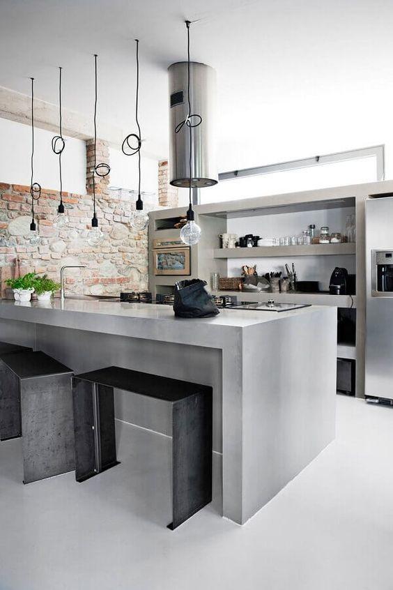 ideias cozinhas concreto 8