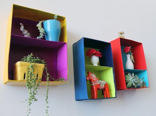 ideias criativas de prateleiras 10