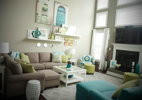 ideias de cores para decoracao