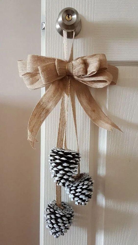ideias de decoracoes de natal simples 3