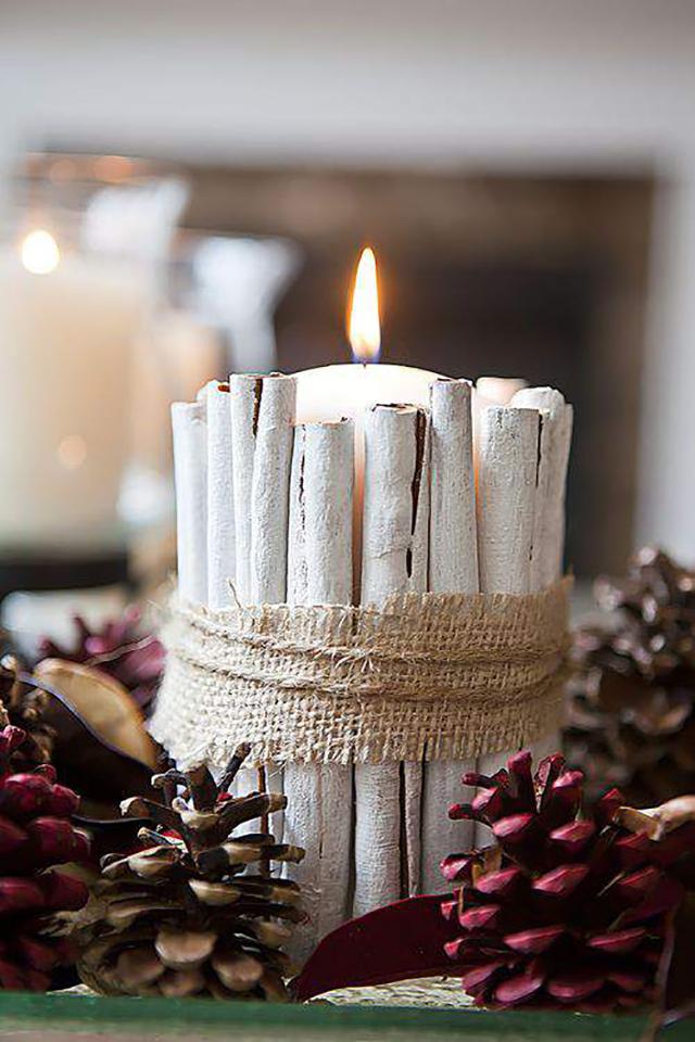 ideias de decoracoes de natal simples 6