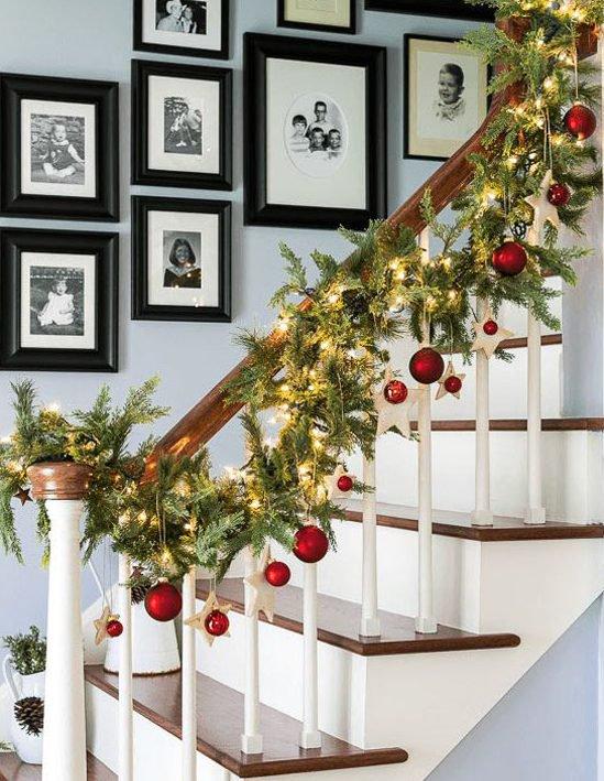 ideias de decoracoes de natal simples