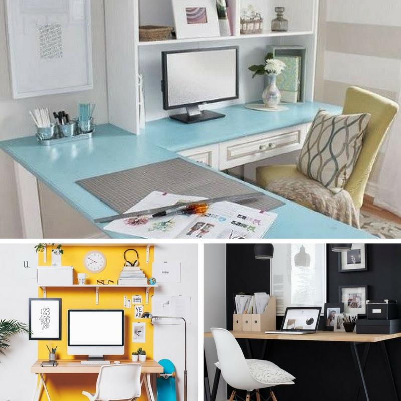 ideias decoraçao escritorios