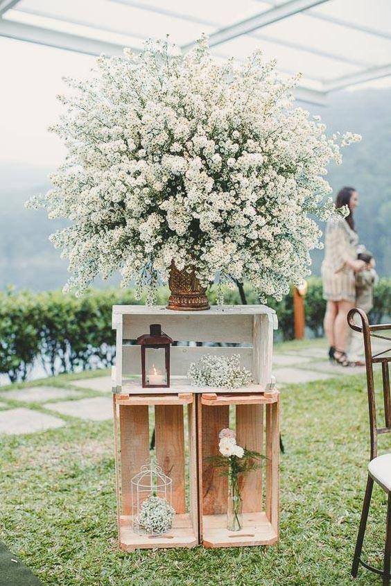 ideias decoracao casamento linda