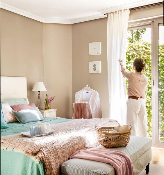 ideias decoracao cortinas quarto