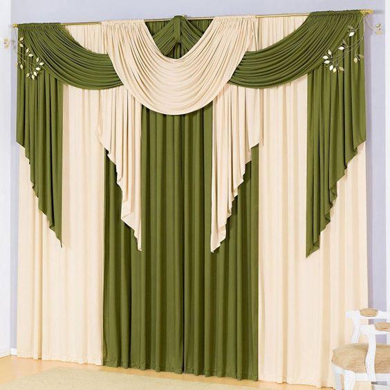 ideias decoracao cortinas sala