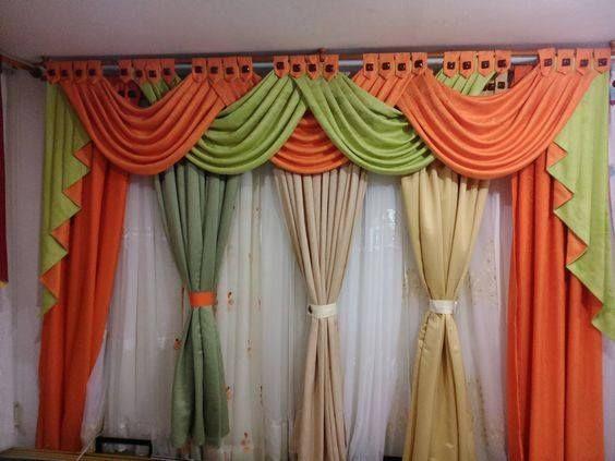 ideias decoracao cortinas