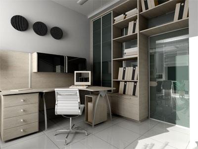 ideias decoracao escritorios