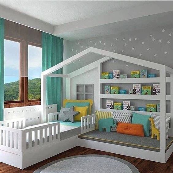 ideias decoracao infantil