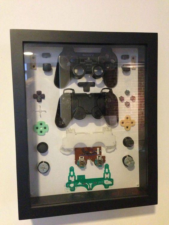 ideias decoracao quarto gamer 3