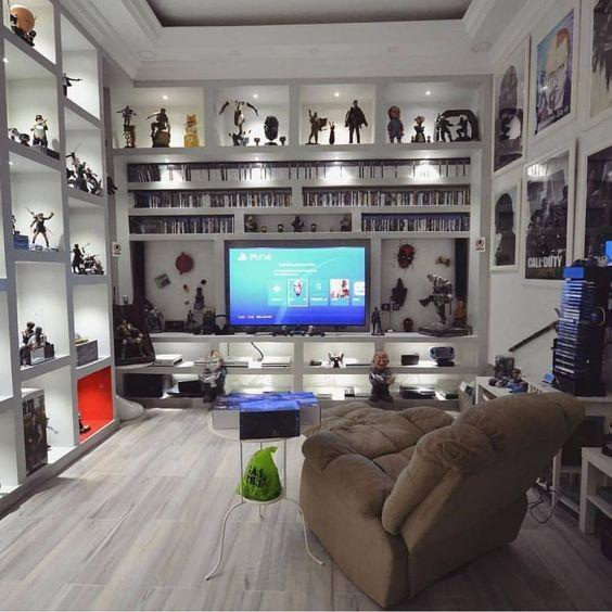 ideias decoracao quarto gamer 8