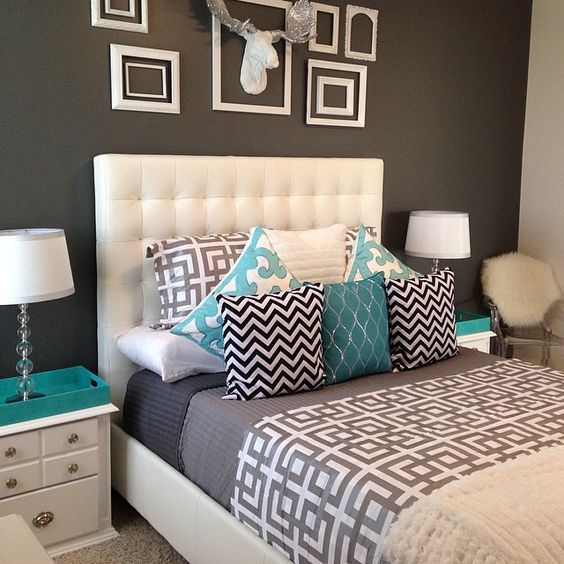 ideias decoracao quartos 16