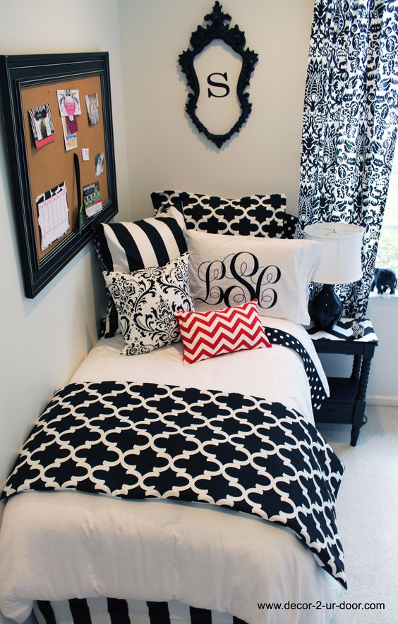 ideias decoracao quartos 17