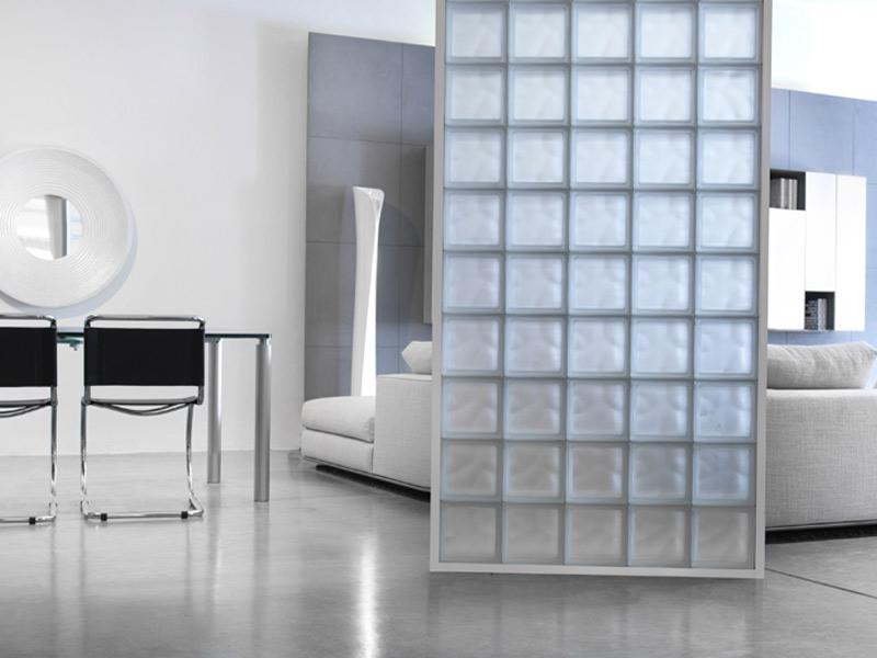 ideias decoracao tijolo transparente