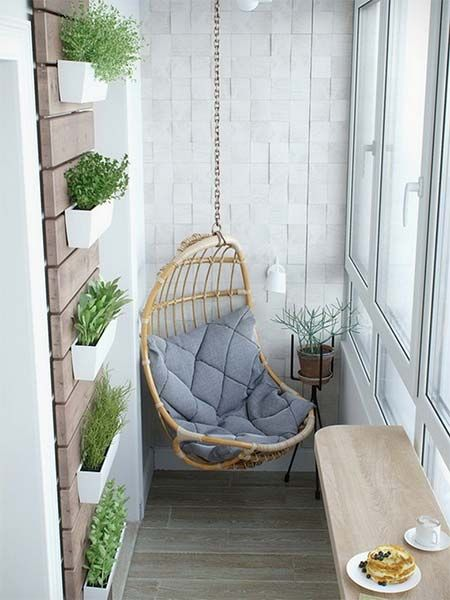 ideias decoracao varanda