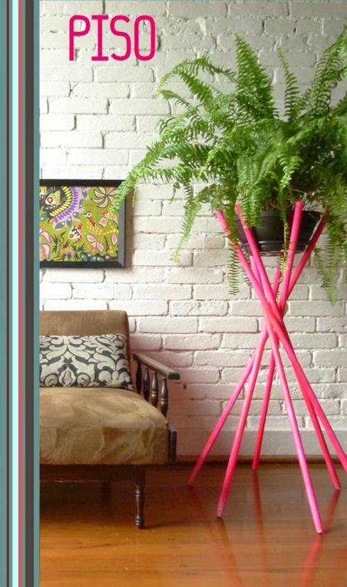 ideias decoracao vasos criativo