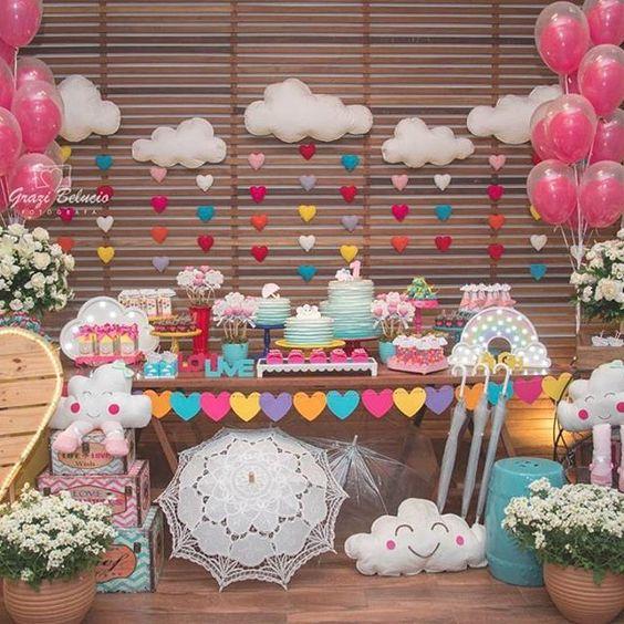 ideias dicas decoracao festa infantil