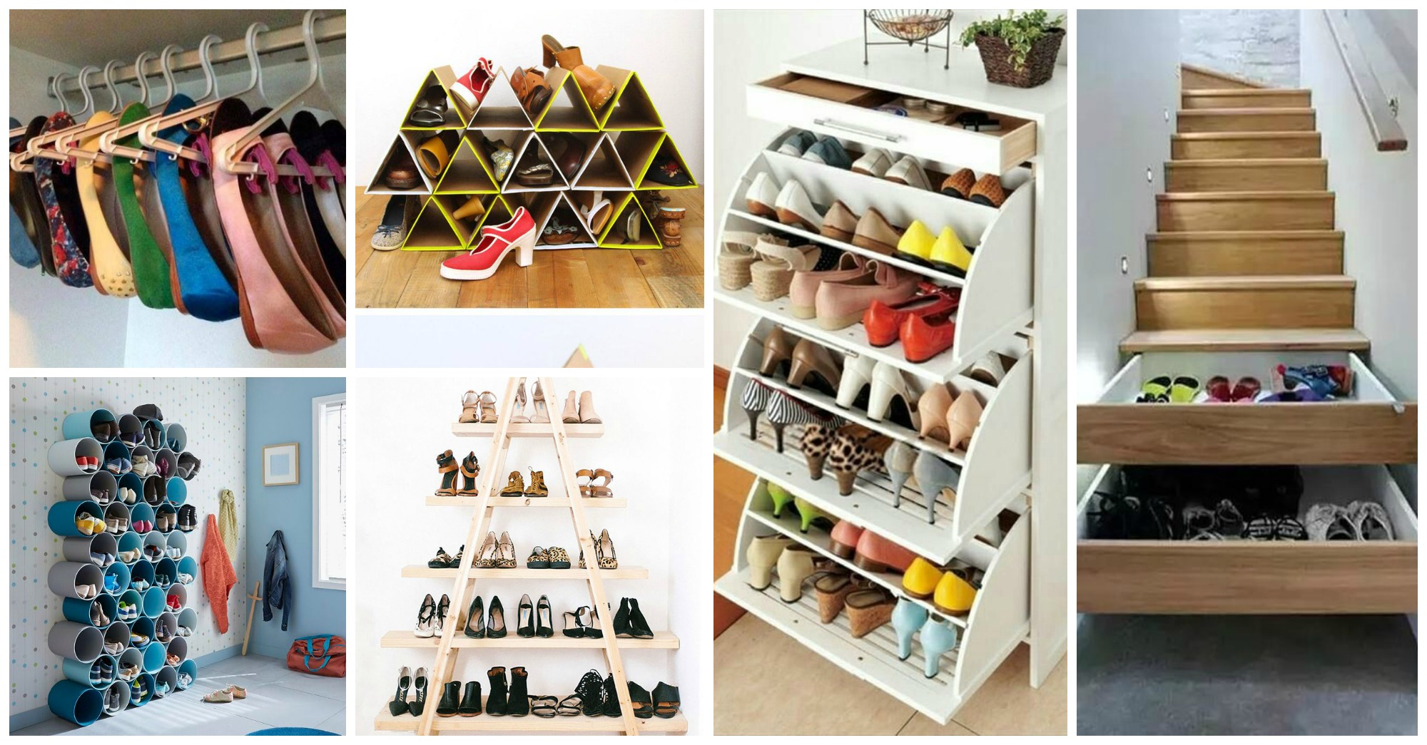 Ordenar Zapatos Ideas Diy Shoe Storage