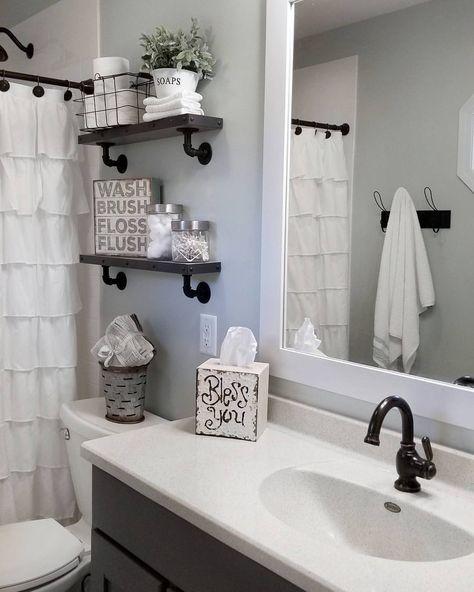 ideias organizar banheiro 1