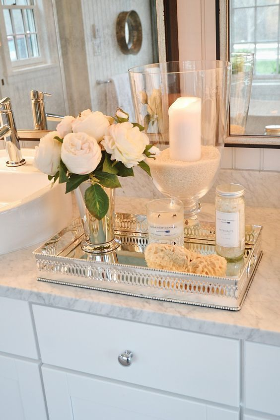 ideias organizar banheiro tabuleiro 1