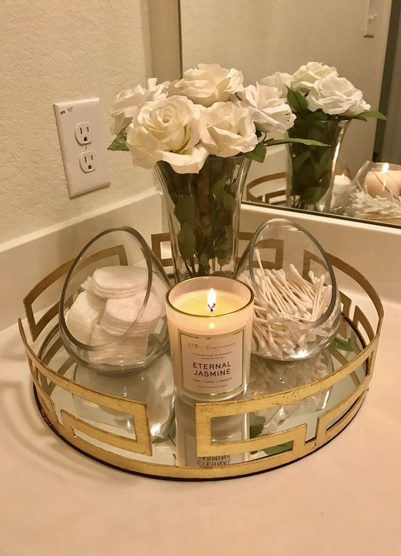 Rose Gold Bathroom Accessories Bath