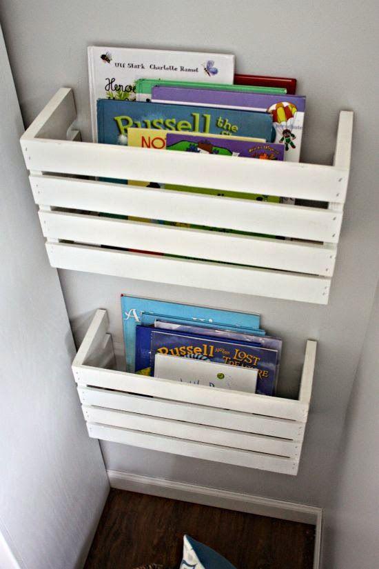ideias organizar livros 1