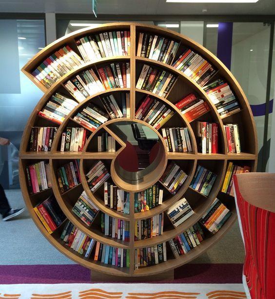 ideias organizar livros 10