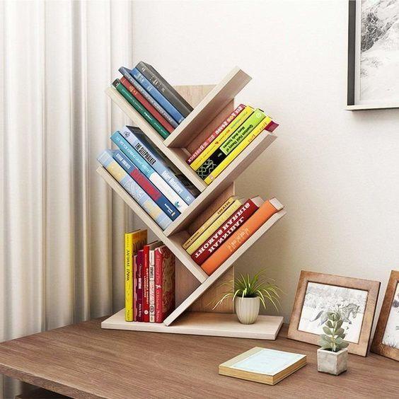 ideias organizar livros 3