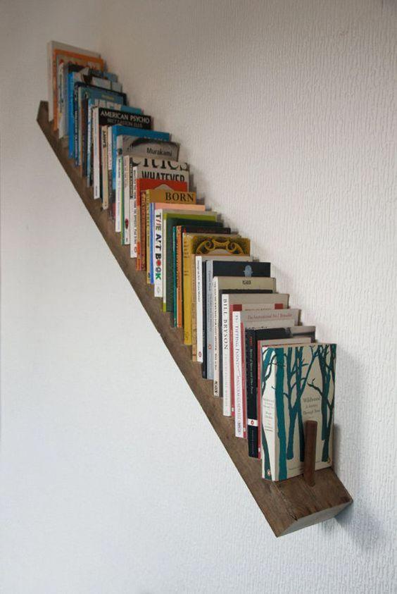ideias organizar livros 5