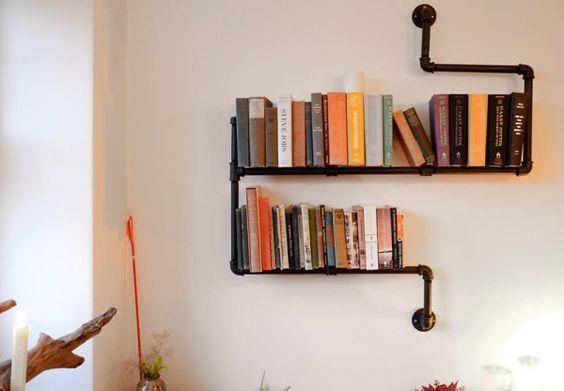 ideias organizar livros 8