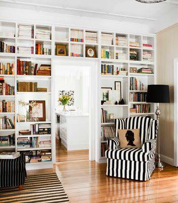 ideias organizar livros 9