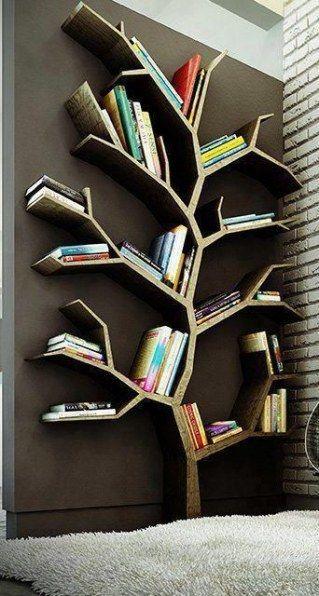 ideias organizar livros