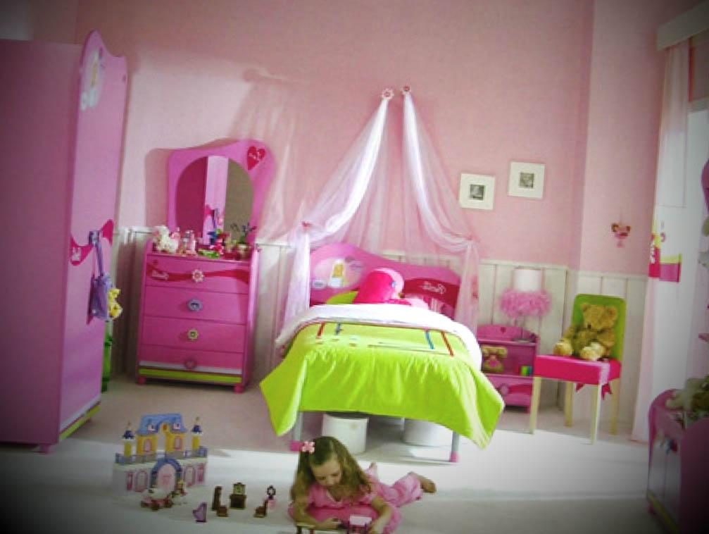 ideias para quartos da barbie