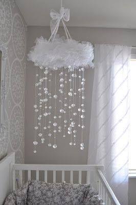 ideias quarto bebe decorado branco