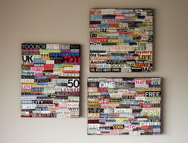 ideias reciclar jornal 1
