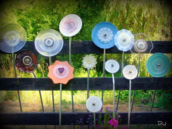 ideias reciclar pratos antigos 1