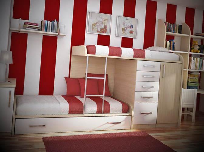 imagens quartos decorados para jovens