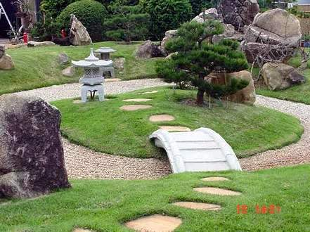 jardim japones ideias