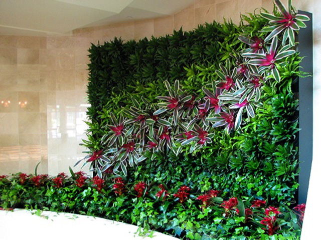jardim vertical ideias