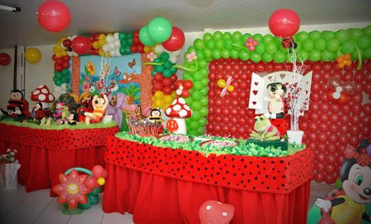joaninha festa