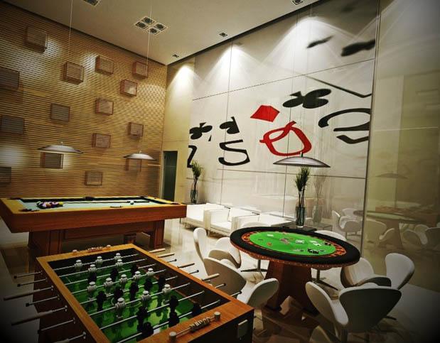 jogos sala decorada