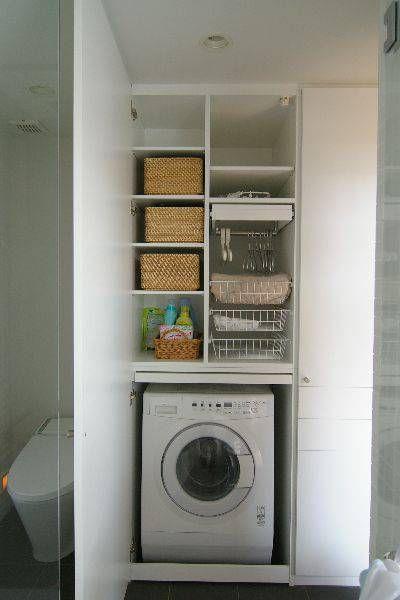 lavandaria pequena decorada 8