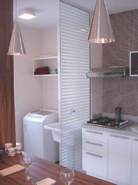 lavandaria pequena decorada 9