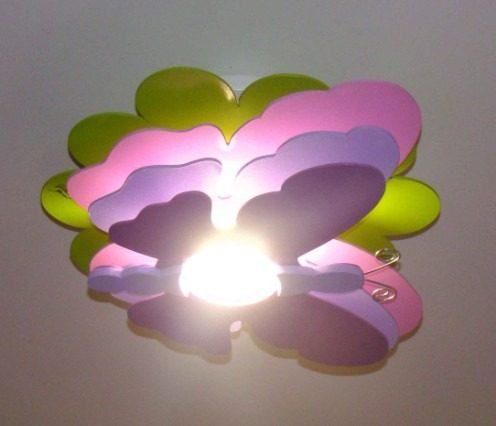 Iluminação nos Quartos de criança
