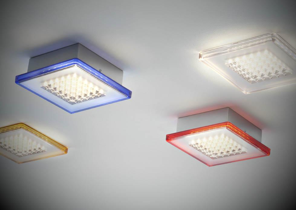 luminaria de teto modelo